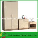 削片板の寝室の家具セット