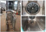 Hornos de convección de vapor de acero inoxidable de alta calidad