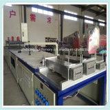 Fabricante chinês Perfis compostos de fibra de vidro da FRP Pultruded Machine
