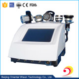 Cavitação ultra-sônica do vácuo bipolar Home do RF do uso que Slimming a máquina