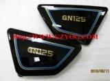 YogのABSオートバイの予備品の側面カバーGn125 Bajaj Bm100 Bm150 TV Ax100 Xl125 Bros150 Brozz150 Nxr125のボクサー