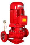 Jeu vertical de pompe d'échange de tirs de Xbd-L pour le mien municipal de travaux de construction de lutte contre l'incendie
