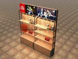 小売りの表示、陳列台、飾り戸棚、