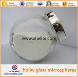 Microsferas de vidro oco (bolhas) para aumentar a flutuabilidade