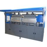 Máquina pura automática llena del moldeo por insuflación de aire comprimido de la botella de agua de 2 cavidades