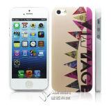 Couvercle de cellulaire fait sur mesure pour l'iPhone 5S Cas Sm-I5