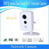 Las series de Dahua 3MP K se doblan la cámara sin hilos de la red de la venda (IPC-K35S)
