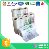 Пластичный ясный мешок продукции для супермаркета
