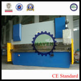 CNCの出版物ブレーキ機械装置はシート・メタルのくねりの鉄の版のステンレス鋼の曲がる機械を使用した