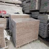 중국 싼 복숭아 빨간 화강암 G687 화강암은 60X60 가격을 타일을 붙인다