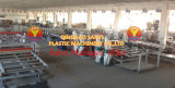 Ligne d'extrusion de plat de meubles de PVC