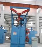 La alta calidad tipo gancho Granallado máquina