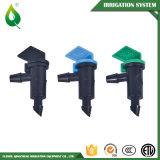 Regadera caliente del micr3ofono de la irrigación por goteo de la rotación de la fábrica de la venta