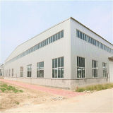 Steel Frame Structure Prefab Workshop Building
