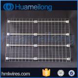 Decking saldato acciaio della rete metallica