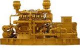 groupe électrogène de gaz naturel de 50Hz 1500rpm 400kw