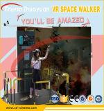 歩く最新の技術Vr HTC Viveのバーチャルリアリティのシミュレーターを立てる