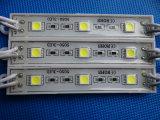 Pubblicità dell'indicatore luminoso del modulo della prova SMD LED della pioggia di uso