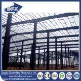 Промышленные сборных/модульный металлические сегменте панельного домостроения в заводских/стальные здания/Storage пролить//склад
