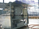 ZJA6BY Hihg 진공 변압기 기름 정화 기계