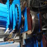 Carbón /Charcoal de la explotación minera de la alta capacidad que granula la máquina/el granulador del enladrillado