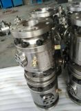 高圧Forged A304 Ball Valve (dn100 pn160)