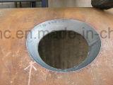 el biselar redondo pesado del tubo del plasma Cutter//Oxygen del CNC del tubo 1500mm+Diameter