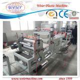 Linha de produção da borda de borda do PVC da folha da largura 400mm