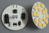 G4 15SMD 5050 10-30v 1.26W luz carro LED