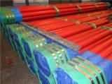 Peint en rouge la norme ASTM A53 UL de classe B FM Lutte contre les incendies les tuyaux en acier