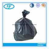 Bolso de basura negro plástico modificado para requisitos particulares venta caliente