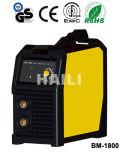 De Machine van het Lassen van de Omschakelaar MCU MMA van gelijkstroom IGBT (BM-1800)
