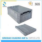 高品質の自動予備品のための耐久のプラスチック収納箱