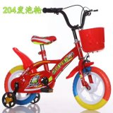 Kind-Fahrrad-Kind-Fahrrad zerteilt 204