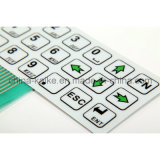 Matrix Keyboard 3X3 Matrix Membrane Switch PCB Membrana Keypad Switch