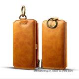 Многофункциональная PU Кожаное портмоне для мобильных сотовых телефонов чехол для iPhone