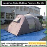 Luxury Family Professional Ignifugação Camping tenda de lona grossa