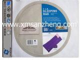 Effacer les codes à barres couleur personnalisée Tissu lavable des sacs de couchage des étiquettes