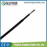 Tipos de cabo elétrico quentes da venda