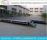 Im Freien oder Innenstadiums-Aluminiumlegierung-bewegliches Stadium für Verkaufsergebnis-Gebrauch-Aktivitäts-Stadium
