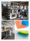 Feuille creuse multicouches PC High Quality / Lexan Sheet Extrusion Line