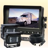 """7 """" Camera di riserva System con Wired Mounted rv Backup Camera"""