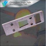 Pezzo fuso di sabbia di lucidatura personalizzato di trattamento di superficie di precisione con lavorare di CNC