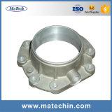 La gravità di alluminio di precisione molto richiesta su ordinazione la parte della pressofusione