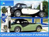 油圧SUV 4の4郵便車の駐車上昇