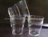 自動プラスチックコップまたは木枠の射出成形機械