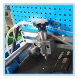 L'acqua di alluminio di profilo scanala le perforatrici