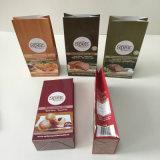 La bolsa de papel del alimento de la impresión quita la bolsa de papel de los alimentos de preparación rápida