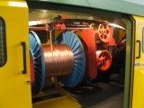 철사 생산 라인을%s 두 배 강선전도 케이블 좌초 기계