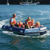 Liya 2m à 7 m de tube en PVC/bateau gonflable Hypalon bateau